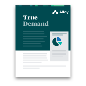 Alloy True Demand